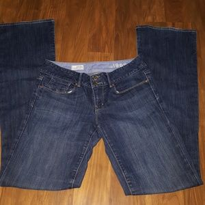 Gap jeans size 4 Extra Long